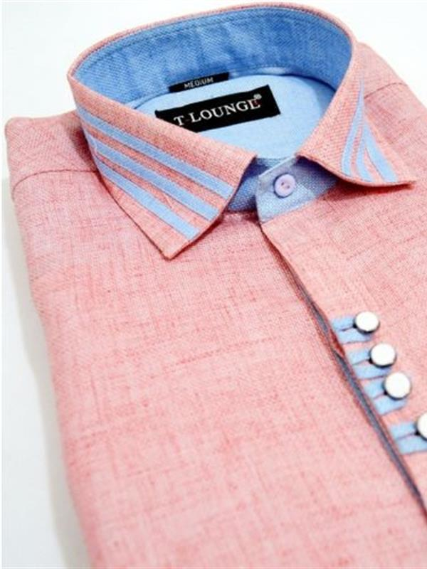 T-Lounge party wear shirt