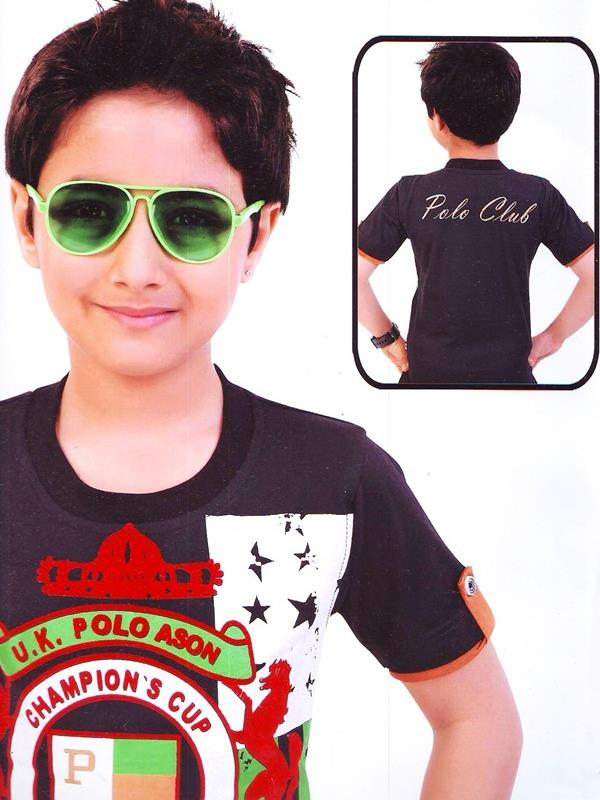 Boy's Party wear T-shirt