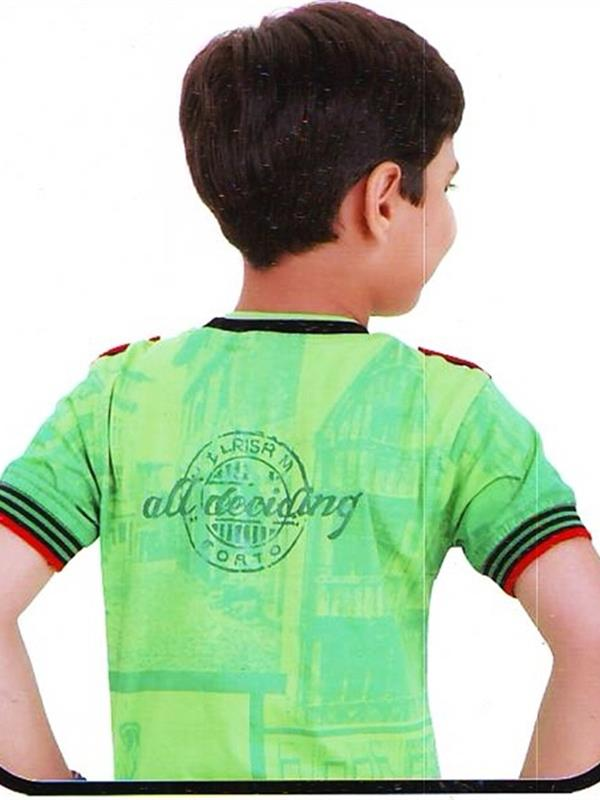 Boy's casual wear T-shirt