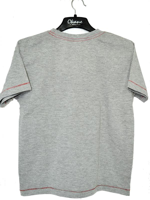 Boy's casual printed T-shirt