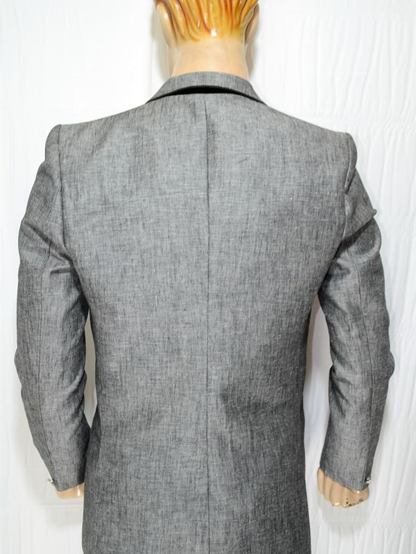 Divert party wear linen suit