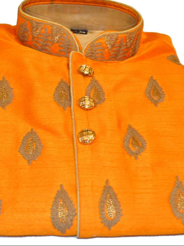 Saheb-G Ethnic Indo-Western with jacket