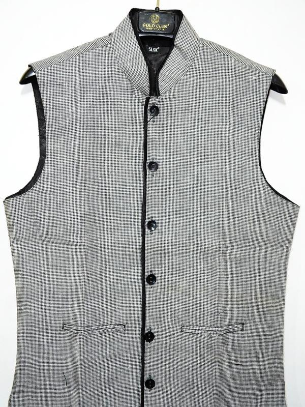 RCH party wear linen blend jacket